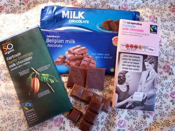 Chocolate 13.08.09