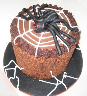 Halloween Cake 31.10.09