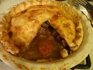 S & K pie open 12.10.09